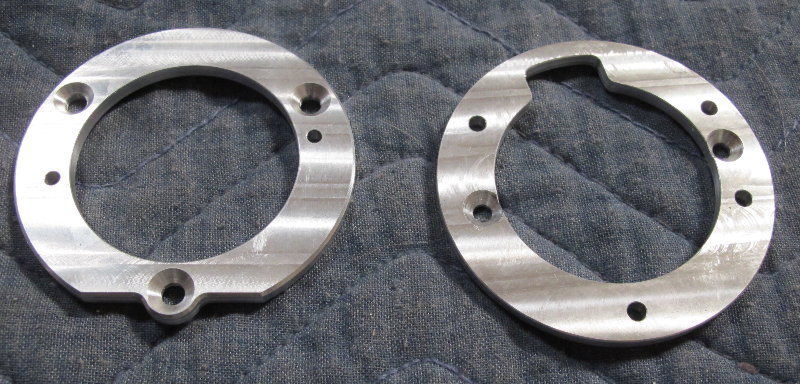 Ignition Adapters Offset.